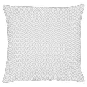 Kissenhülle Pizzo - Weiß - 40 x 40 cm, Apelt