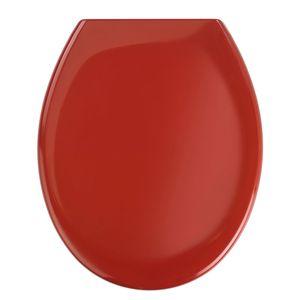 Premium WC-Sitz Ottana (Absenkautomatik) - Rot, Wenko