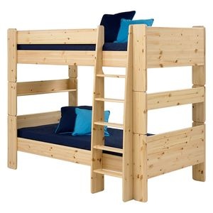 Etagenbett Steens for Kids - Kiefer massiv - Natur, Steens