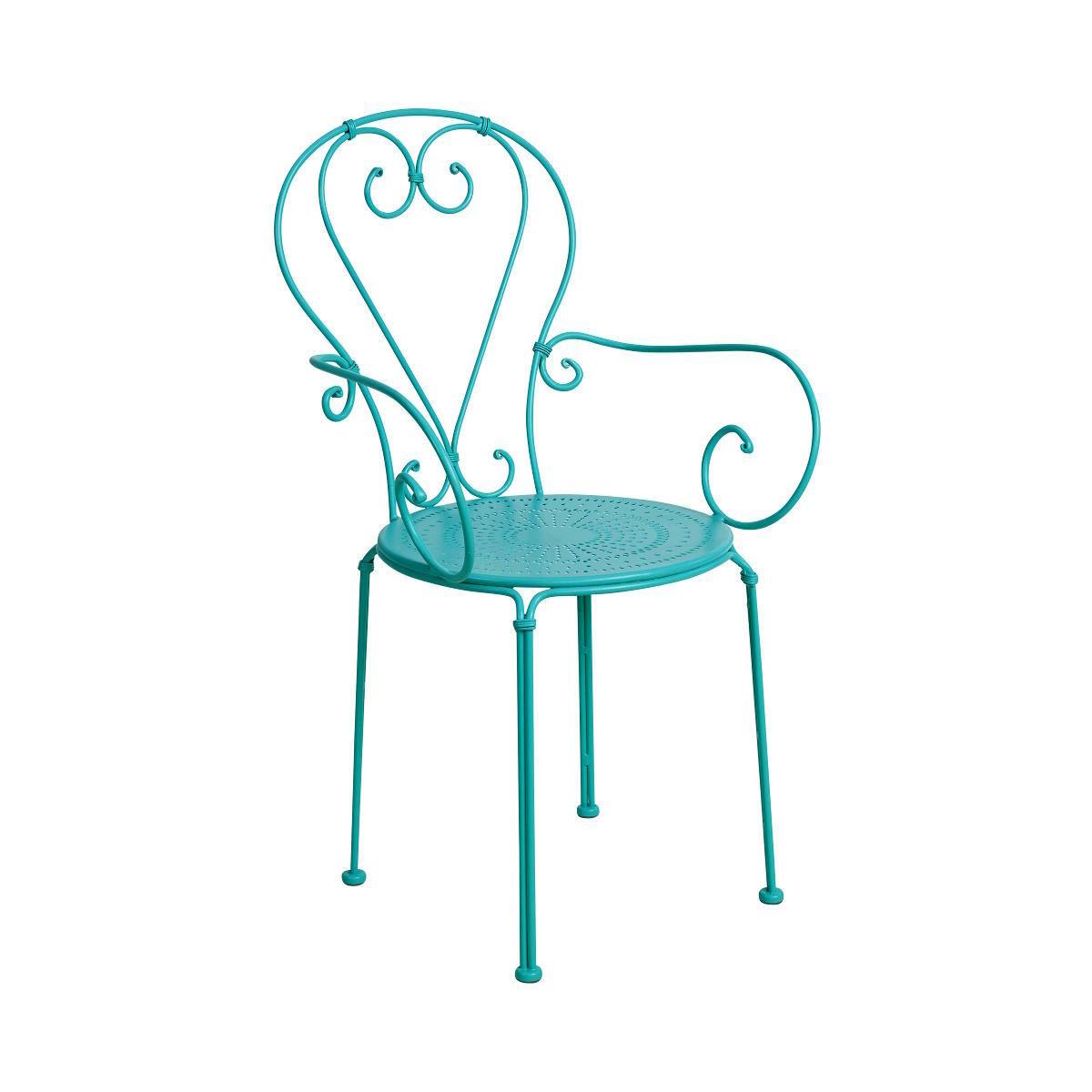 Bild 2 von Stuhl mit Armlehnen