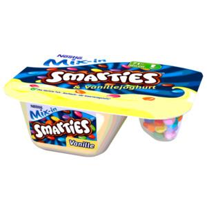 Nestlé Smarties mit Vanillejoghurt 120g