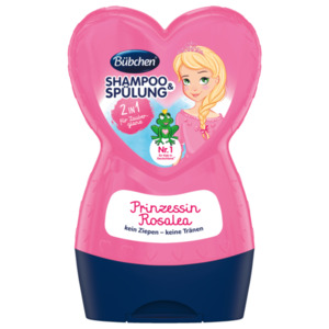 Bübchen Kids Prinzessin Rosalea Shampoo & Spülung 230ml
