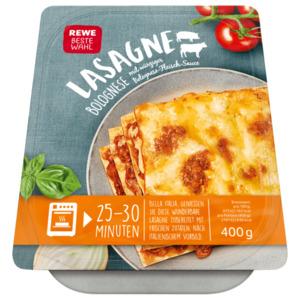 REWE Beste Wahl Lasagne Bolognese 400g