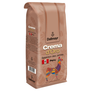 Dallmayr Crema d'Oro Selection 1kg