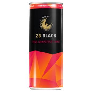 28 Black Pink Grapefruit Mint 0,25l
