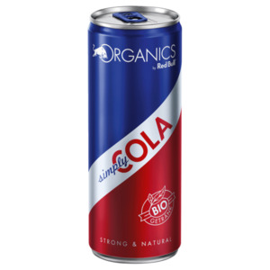 Organics by Red Bull simply Cola 0,25l