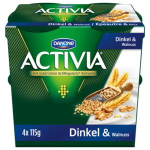 Danone Activia Dinkel Wallnuss 4x115g