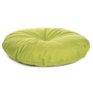 Bodenkissen, D:105cm x H:15cm, grün
