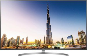 LG 55SK8100LLA LED-Fernseher (55 Zoll, 4K Ultra HD, Smart-TV)