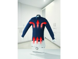 CLEANmaxx Bügelsystem Hemden & Blusenbügler