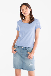 Yessica         Basic-T-Shirt - Cradle to Cradle™ Silber-zertifiziert