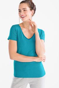Yessica         Basic-T-Shirt - Bio-Baumwolle