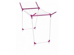 Leifheit Standtrockner Pegasus 180 pink ,  Solid Color Edition