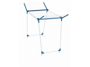 Leifheit Standtrockner Pegasus 180 blue ,  Solid Color Edition