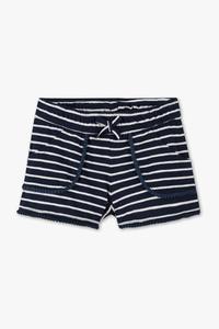 Palomino         Shorts - Bio-Baumwolle - gestreift