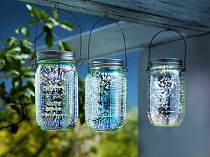 "LED-Glasleuchte ""Traumlicht"""