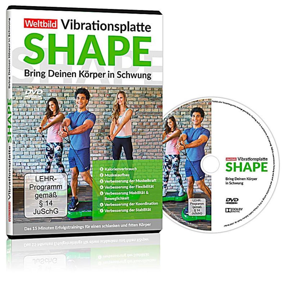 "Bild 4 von Vibrationsplatte ""Shape"""