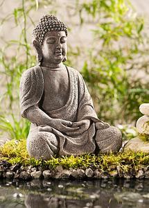 """Gartenfigur """"Buddha"""""""