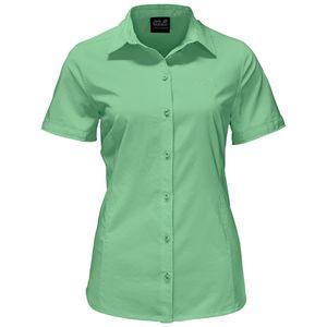 Jack Wolfskin Bluse Sono Shirt Women L grün