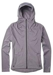 Burton Negani - Kapuzenjacke für Damen - Grau