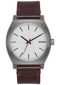 Nixon Time Teller - Uhr für Herren - Braun