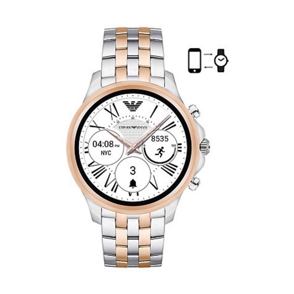 Bild 1 von Emporio Armani Connected Smartwatch ART5001