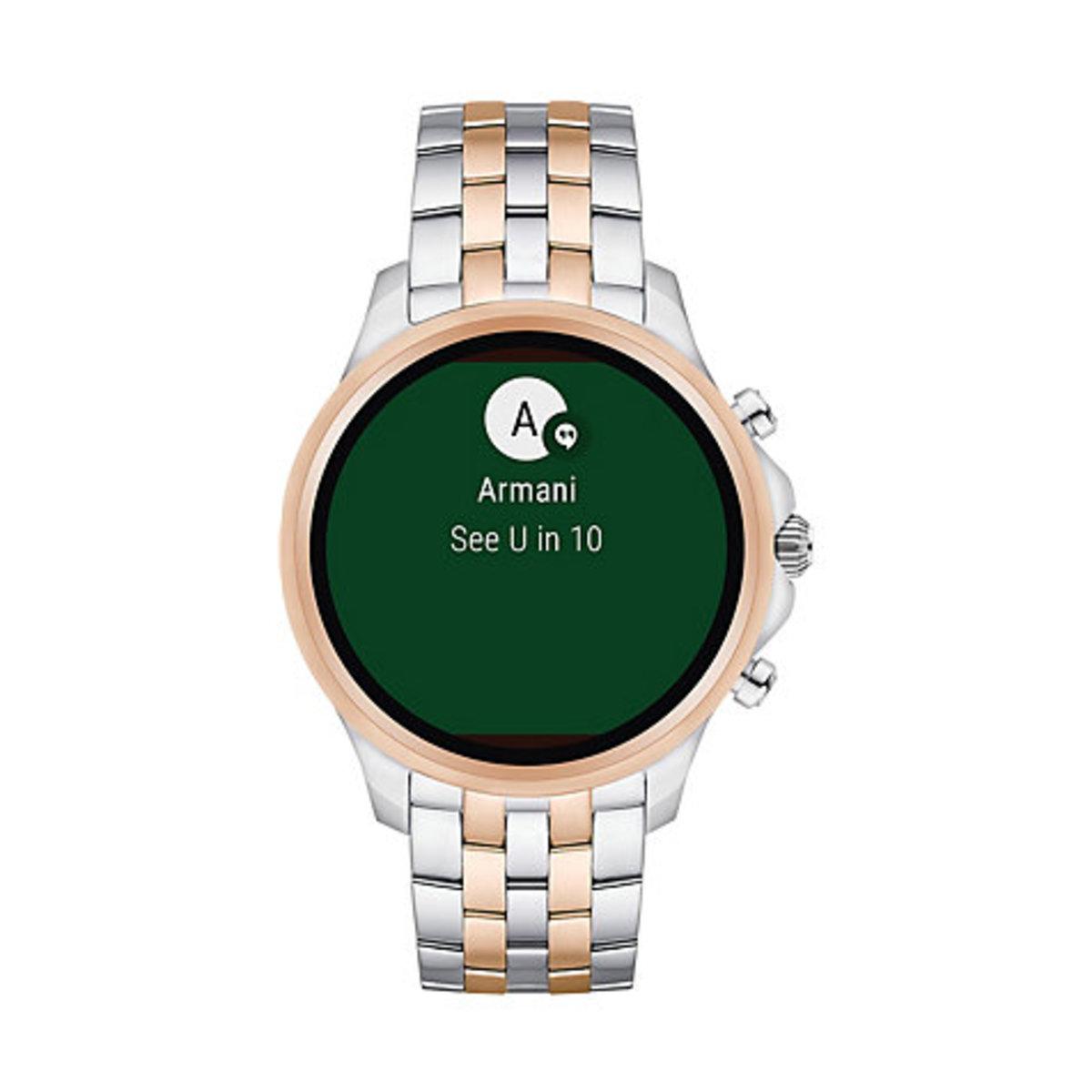 Bild 4 von Emporio Armani Connected Smartwatch ART5001