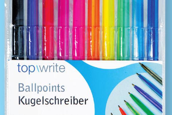 Kugelschreiber 10er Set