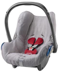 Maxi-Cosi Babyschale CabrioFix Sommerbezug Grey