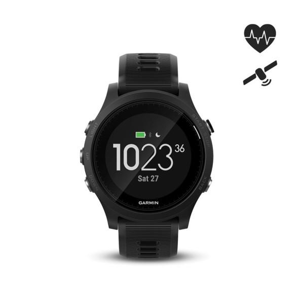 GPS-Pulsuhr Forerunner 935 XT HF-Messung am Handgelenk schwarz