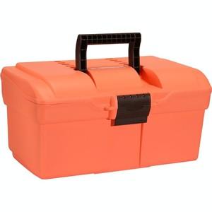 FOUGANZA Putzkasten GB300 orange/braun, Größe: Einheitsgröße