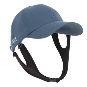 OLAIAN UV-Cap Surfen Erwachsene grau, Größe: Einheitsgröße