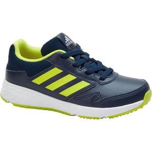 ADIDAS Walkingschuhe Schnürung Fastwalk 2 Kinder blau/gelb, Größe: 36