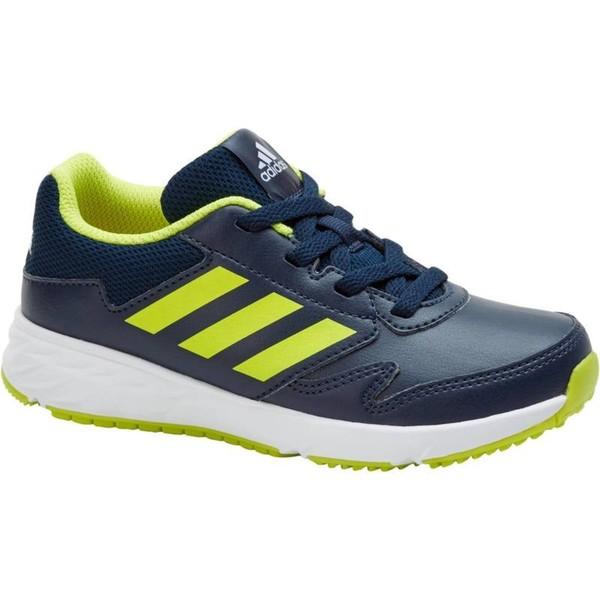 Schnürung 2 Fastwalk Kinder Walkingschuhe Adidas BlaugelbGröße36 thsdQrC