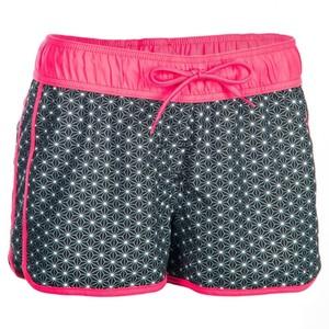 OLAIAN Boardshorts Tini Mosaica elastischer Taillenbund mit Kordelzug Damen, Größe: XS