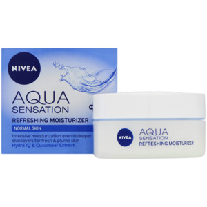 Nivea Tagescreme Aqua Sensation