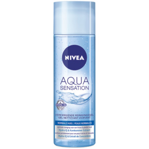 Nivea Aqua Sensation Gesichtsreinigungsgel