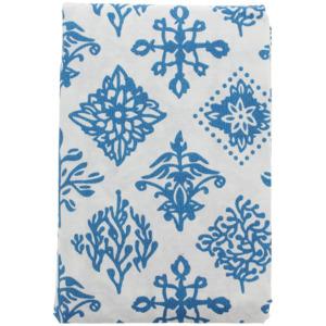 Tischdecke mit Muster