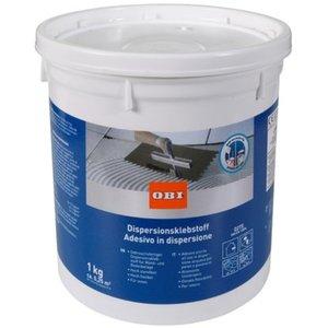 OBI Dispersionskleber Grau 1 kg