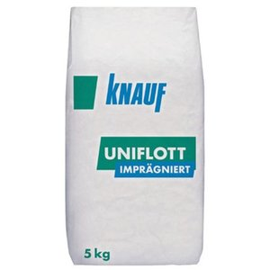 Knauf Uniflott Fugenspachtel imprägniert 5 kg