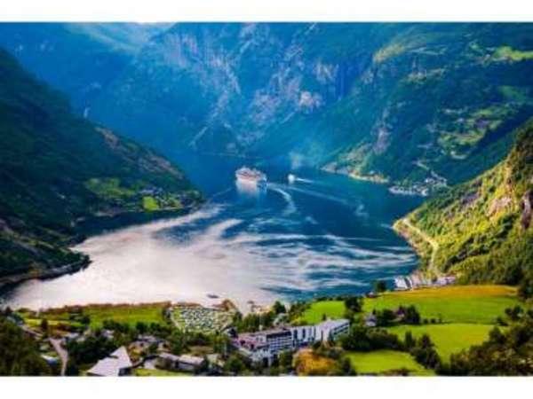 Kreuzfahrt Norwegische Fjorde Von Lidl Reisen Ansehen