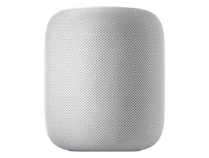 Apple HomePod, Lautsprecher, weiß