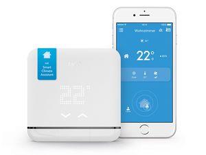 tado Smart AC Control V2, smarte Klimaanlagensteuerung, WLAN, weiß