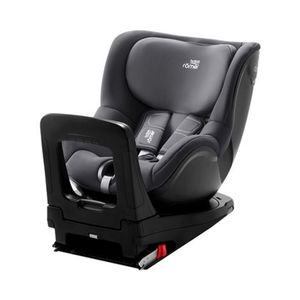 BRITAX RÖMER  PREMIUM Dualfix i-Size Kindersitz Storm Grey