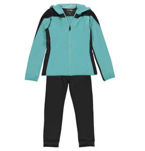 manguun sports             Jogginganzug, schnelltrocknend, atmungsaktiv, für Mädchen