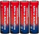 Bild 1 von Mignon (AA)-Batterie Alkali-Mangan Heidemann Ultra 1.5 V 4 St.