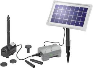 Esotec Rimini Plus 101709 Solar-Pumpenset mit Akkuspeicher 175 l/h
