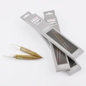 KnitPro Nadelspitzen auswechselbar Holz