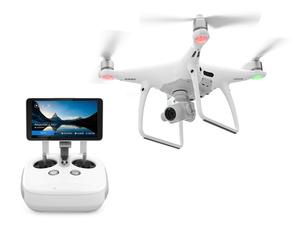 DJI Phantom 4 Pro Plus,  4K-Kameradrohne + Bildschirmcontroller, weiß