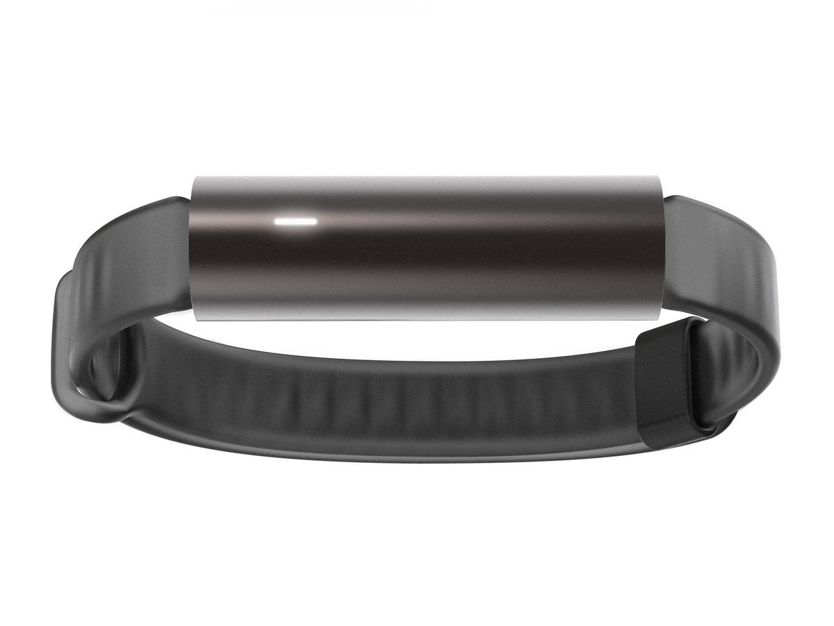 Bild 2 von Misfit Ray, Aktivitätstracker, mit Sportarmband, Bluetooth, schwarz